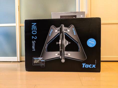 スマートトレーナー (Tacx Neo 2 Smart) の購入